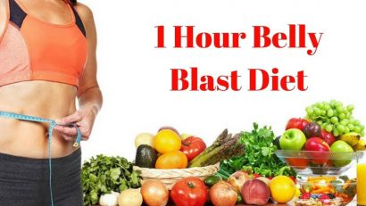1 hour belly blast